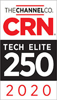 CRN Tech Elite Winner 2020