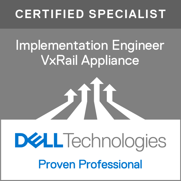 Dell Certified Specialist
